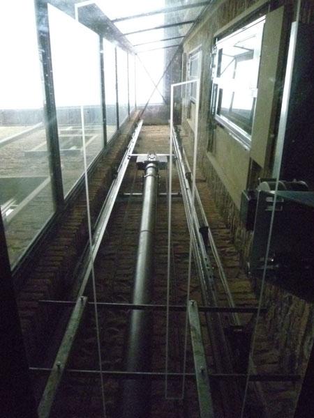 Scheletro-ascensori